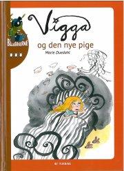 vigga og den nye pige - bog