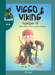 viggo viking hjælper til - bog