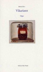 vikariatet - bog