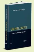 vikarloven med kommentarer - bog