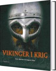 vikinger i krig - bog