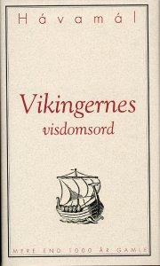 vikingernes visdomsord hb dansk - bog