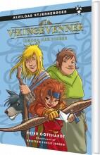 vikingevenner 1: døden har vinger - bog