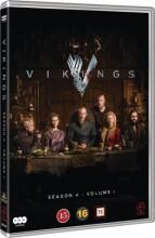 vikings - sæson 4 vol. 1 - DVD