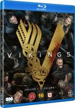 vikings - sæson 5 vol. 1 - Blu-Ray
