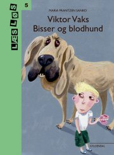 viktor vaks - bisser og blodhund - bog