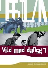 vild med dansk 7. dvd - bog