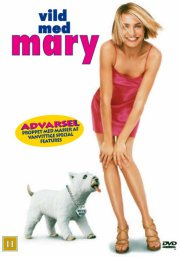 vild med mary / there's something about mary - DVD