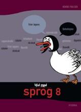 vild med sprog 8 - bog