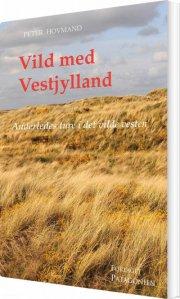 vild med vestjylland - bog