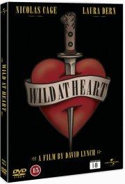 vilde hjerter / wild at heart - 1990 - DVD