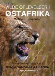 vilde oplevelser i østafrika - bog