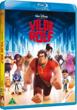 vilde rolf / wreck-it ralph - Blu-Ray