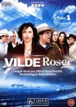 Vilde Roser - Sæson 1 - Boks 1 - DVD - Tv-serie