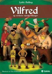 vilfred og verdens værste vikinger - bog