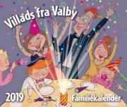 villads fra valby familiekalender 2019 - Kalendere