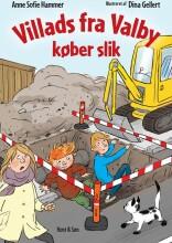 villads fra valby køber slik - bog