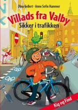 villads fra valby sikker i trafikken - bog