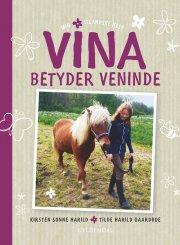 vina betyder veninde - bog