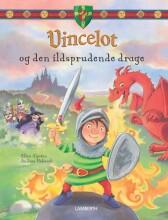 vincelot og den ildsprudende drage - bog
