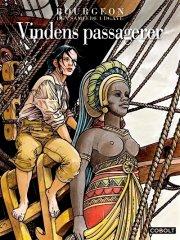 vindens passagerer 1-5: samlede værker - bog