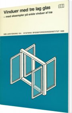 vinduer med tre lag glas - bog