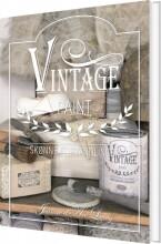vintage paint - bog