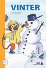 vinter. året rundt med læsefidusen - bog
