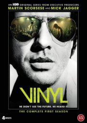 vinyl - sæson 1 - hbo - DVD