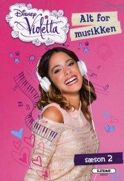 violetta - alt for musikken - bog