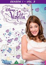 violetta - sæson 1 del 3 - DVD