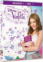 violetta - sæson 1 del 1 - DVD