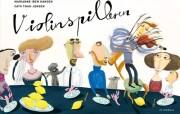 violinspilleren - bog