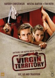 virgin territory - DVD