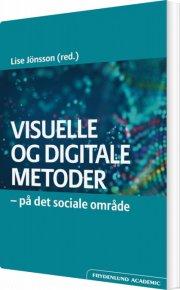 visuelle og digitale metoder - bog