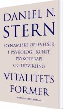 vitalitetsformer - bog