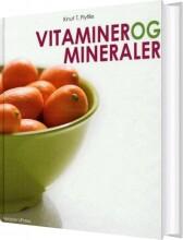 vitaminer og mineraler - bog