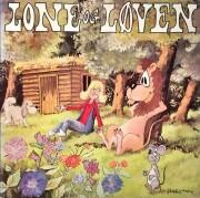 vivian johansen - lone og løven - cd