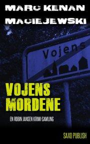 vojens-mordene - en robin jansen krimi-samling - bog