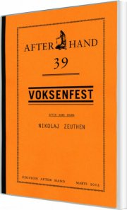 voksenfest - bog