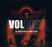 volbeat - live from beyond hell / above heaven  - cd+dvd