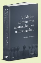 voldgiftsdommerens upartiskhed og uafhængighed - bog