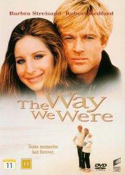 the way we were / vore bedste år - DVD