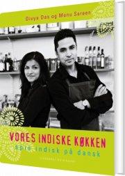 vores indiske køkken - bog