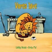 vores løve - bog