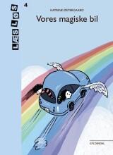 vores magiske bil - bog