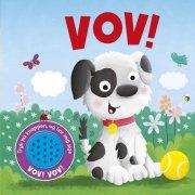 vov! - sjov med lyd - bog