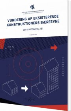 vurdering af eksisterende konstruktioners bæreevne - bog