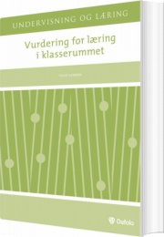 vurdering for læring i klasserummet - bog