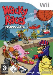 wacky races: crash and dash - wii